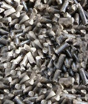 granulované přírodní hnojivo