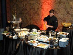 profesionální catering