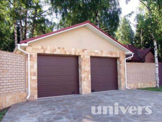 garáž Univers