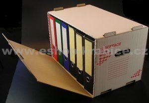 kartonóvé krabice