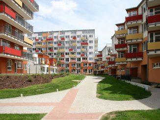 bydlení Harfa Park