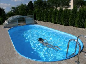bazény DH Plast