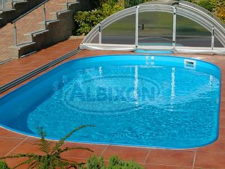 laminátový bazén Albixon
