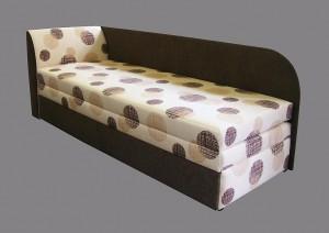rozkládací postel Ustohal