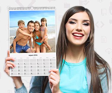 fotokalendář zdarma