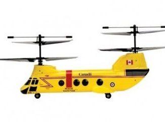 RC vrtulník