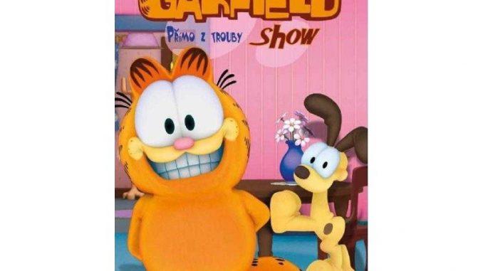 DVD Garfield