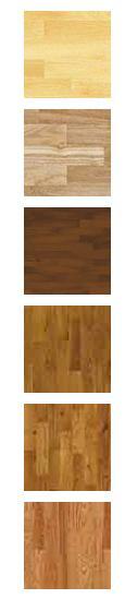 plovoucí podlaha vzorník