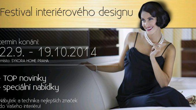 pozvánka na Festival interiérového designu