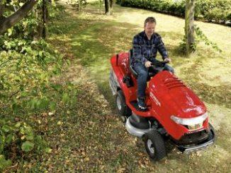 travní traktor Honda
