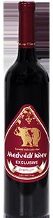 víno Medvědí Krev