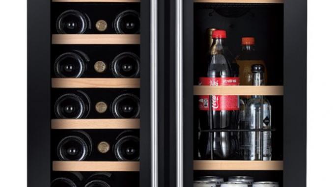 lednice na víno