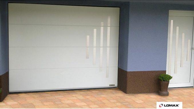 garážová vrata Lomax