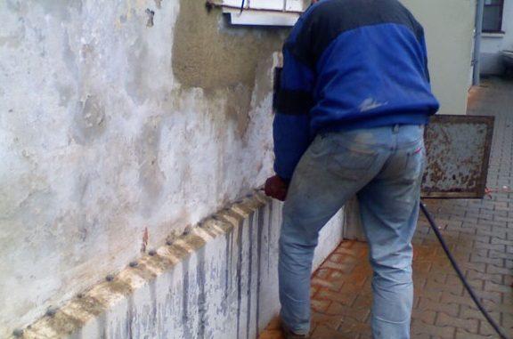 sanace zdiva