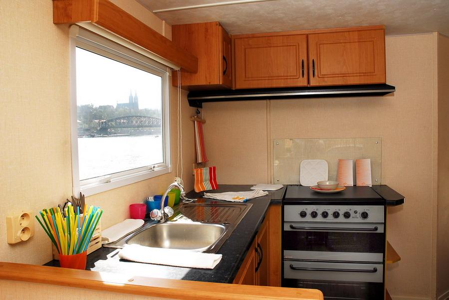 mobilheim kuchyně