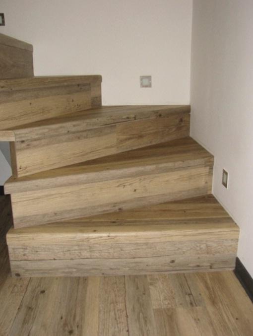 schodiště TOPSTEP Vinyl