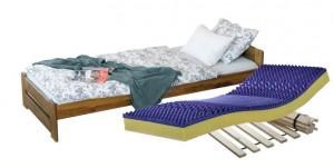 postel s amtrací