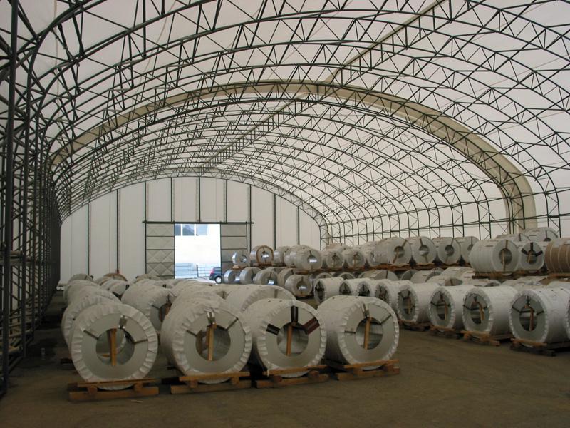 textilní hala-sklad