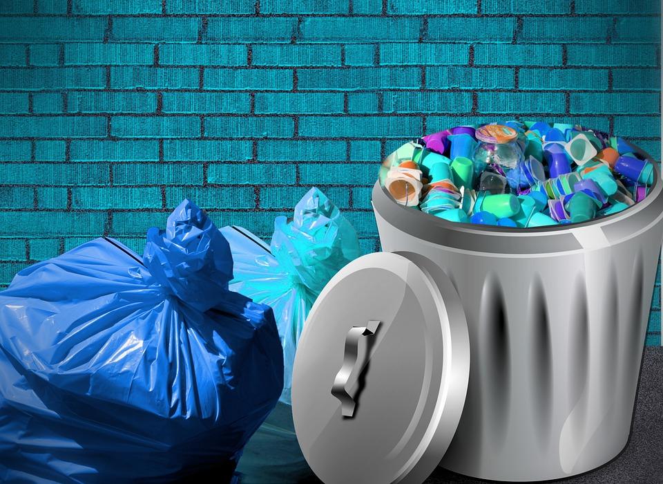 odpad plastovy