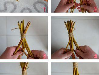 pleteni pomlazky postup
