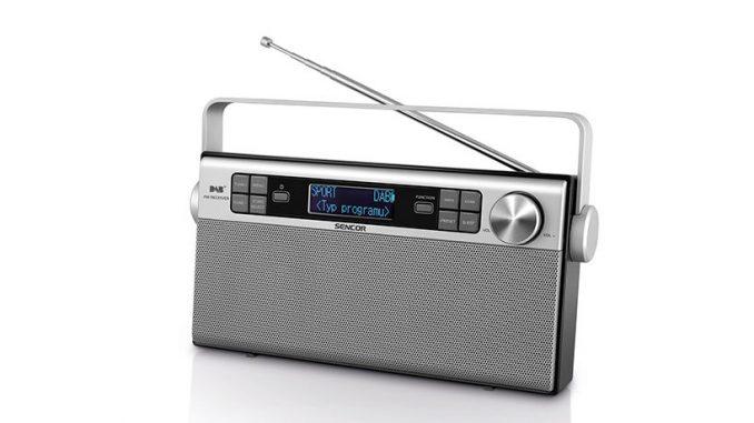 sencor radio