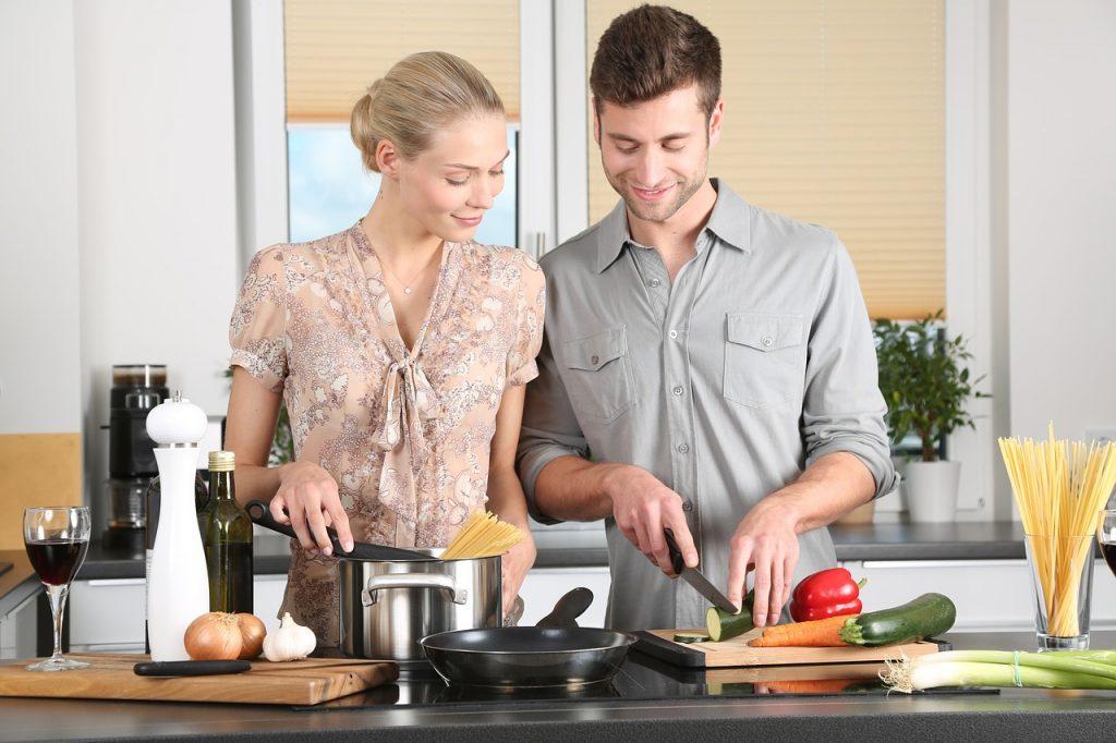 kuchyne vareni