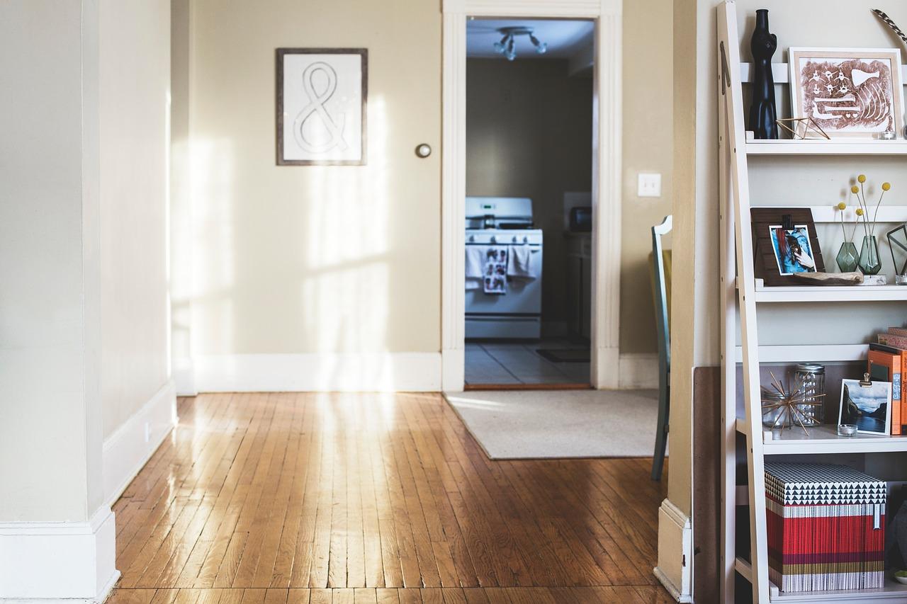 posuvne dvere interier
