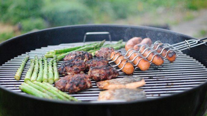 grilovani masa a zeleniny
