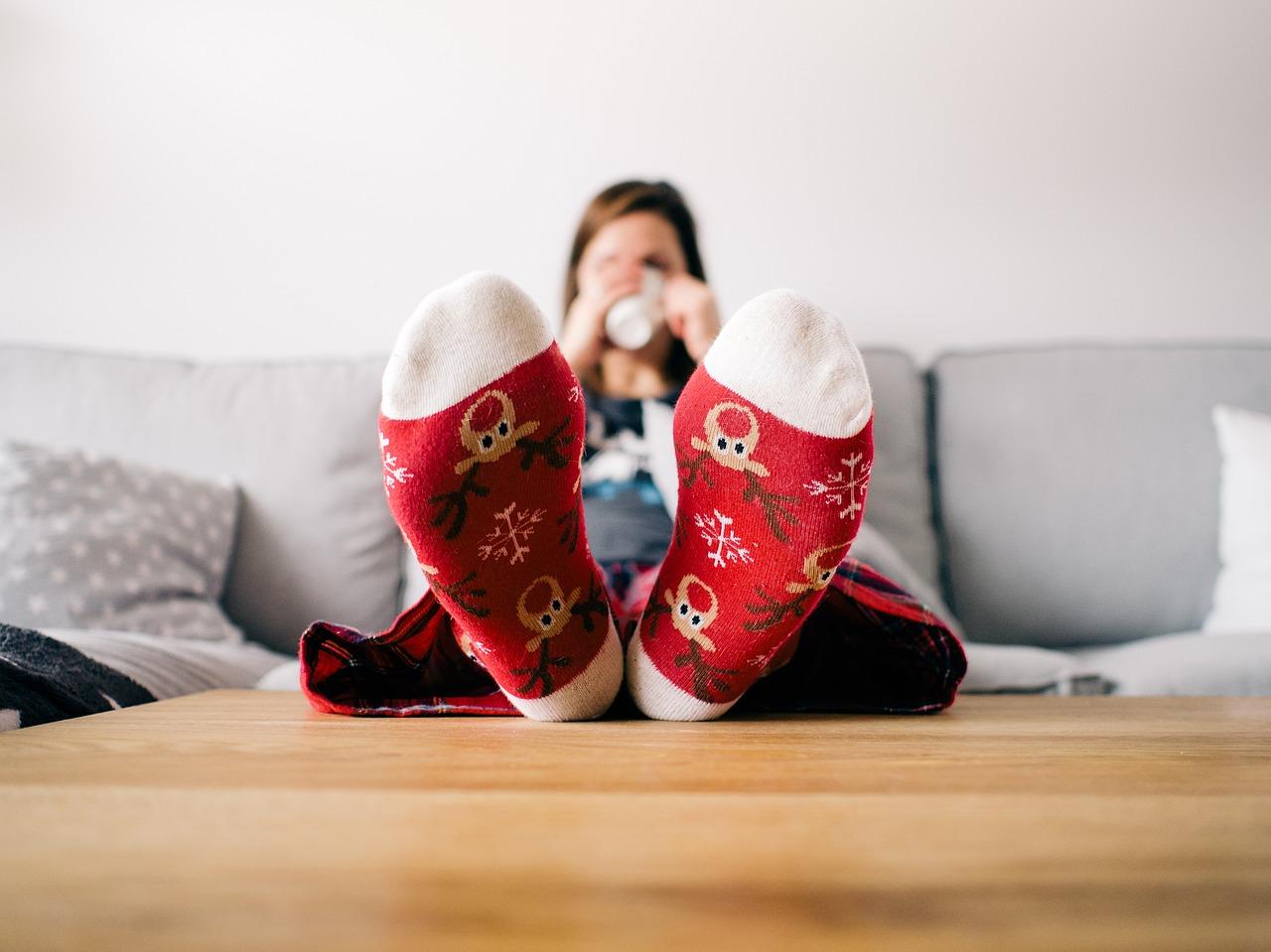 vanocni ponozky